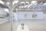 ‹Über den Umweg›, 2010::Ausstellungsansicht, Kunst(Zeug)Haus Rapperswil-Jona